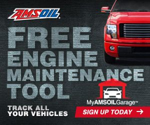 Track All Your Vehicles With My Amsoil Garage - Sign Up Today